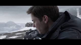 Первый Мститель:Противостояние (2016) Черная Пантера и Барон Земо Диалог
