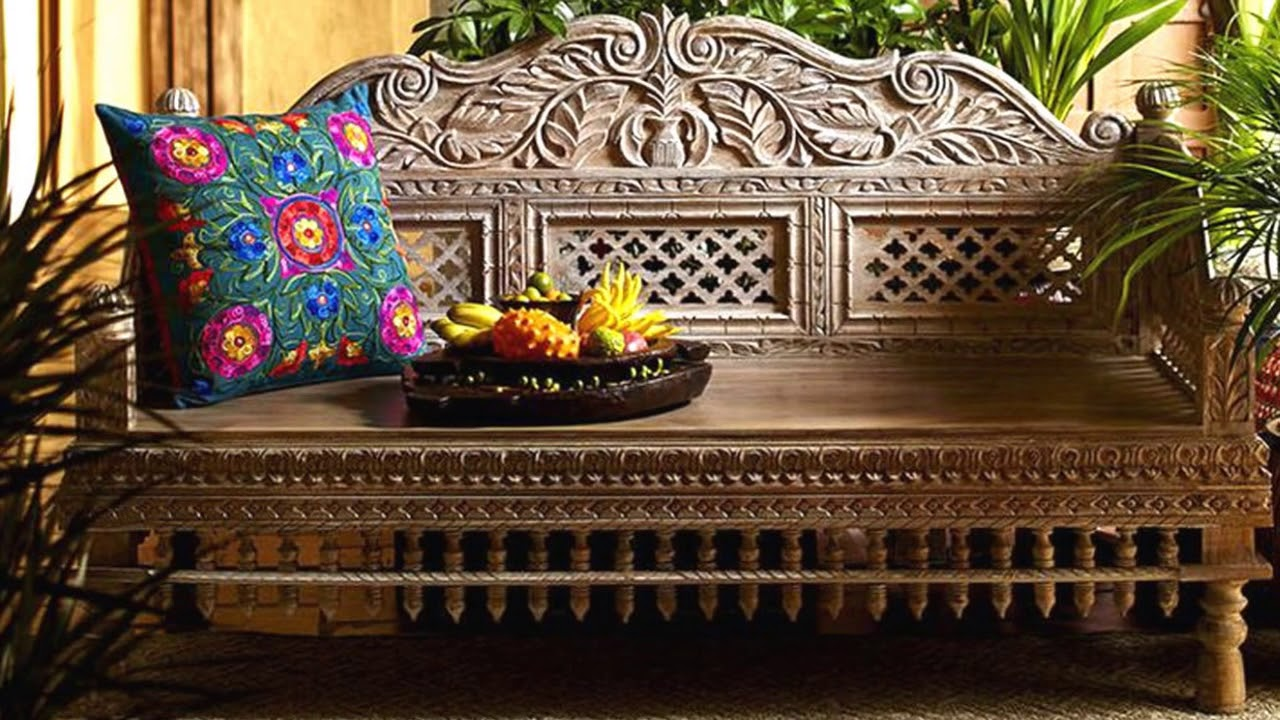 Superbe Bali Antique Furniture Made From Solid Teak Wood