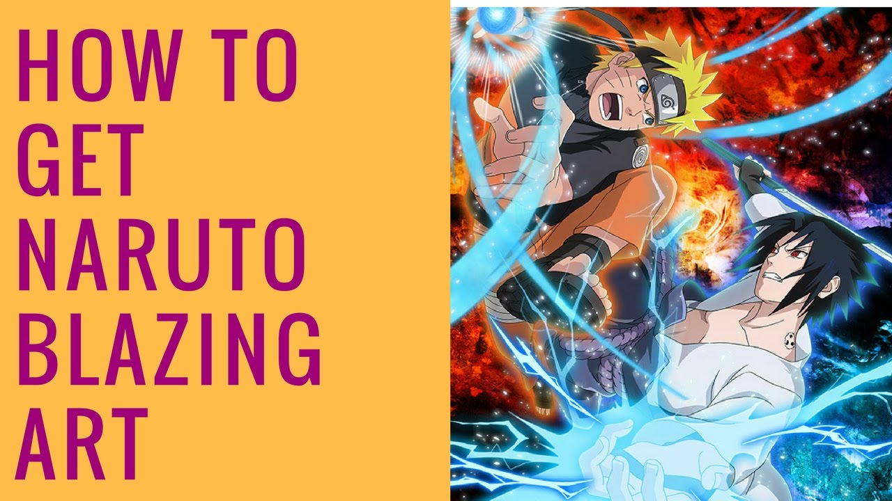 Naruto Blazing How To Get The Card Art