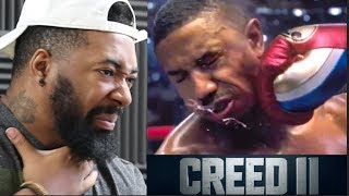 CREED II | Official Trailer | MGM - REACTION