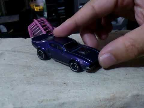 HOT WHEELS ION MOTORS THRESHER