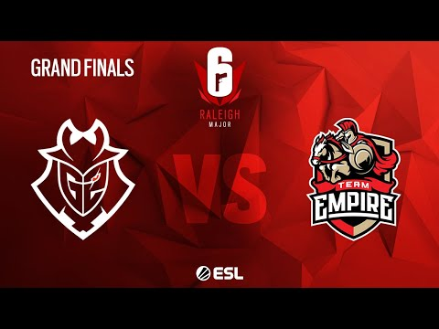 G2 Esports vs. Team Empire – Raleigh Major 2019 – Grand Finals – Day Six