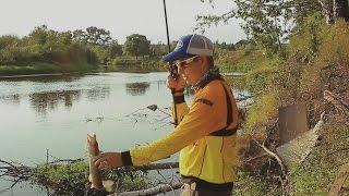 Ловля на спінінг на середніх річках. TIP 36.