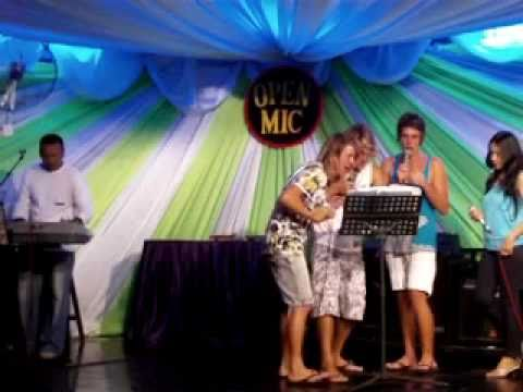 Bounty Kuta Beach Bali Karaoke Session
