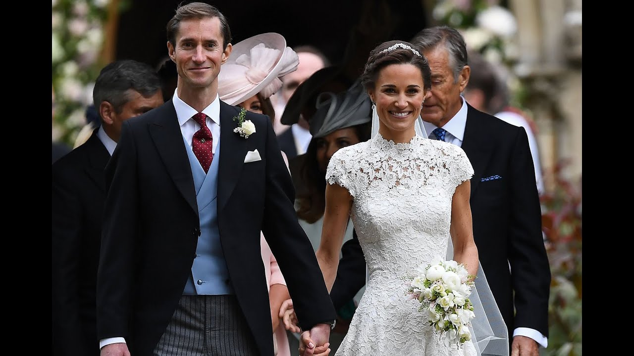 d0e90871a94c Gli abiti da sposa più belli delle VIP internazionali - YouTube