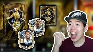 Huge Program Pack Opening - We Pulled Two Masters!