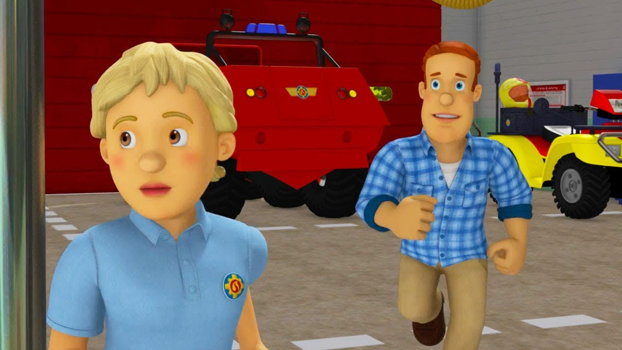 fireman sam us new episodes hd missing on the mountains in the storm 1 hour kids movies. Black Bedroom Furniture Sets. Home Design Ideas
