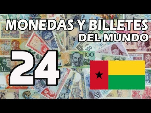 Mini Documental GUINEA-BISSAU + MONEDAS Y BILLETES DEL MUNDO # 24 - 50 Pesos   ULTIMO  VIDEO