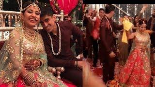 Finally Shweta Tripathi and Chaitnya Sharma got married in Goa ❤