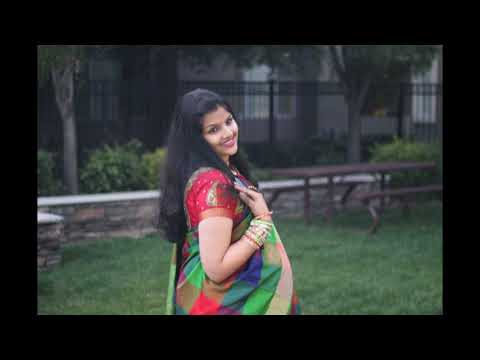 Sharanya Vijay - Pregnancy photo shoot