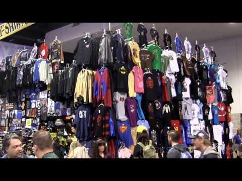 WonderCon Anaheim WCA 2017 Comic-Con International CCI Convention Center March 31 - April 2 CA