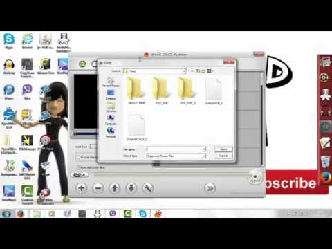 Free, No Watermark, Video File To DVD Burner Tutorial