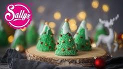 Tannenbäume – Adventsbacken / Geschenkidee / Sallys Welt