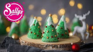 Tannenbäume – Adventsbacken / Geschenkidee
