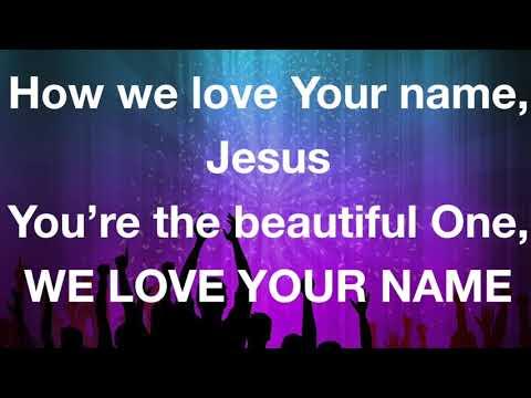We Love Your Name Bridge Kidz Worship Edit