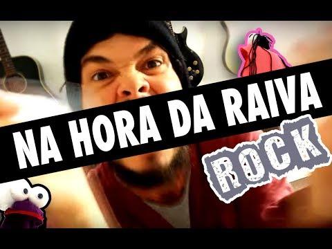 Na Hora da Raiva (Rock Cover Version by Rabi) _Henrique e Juliano_
