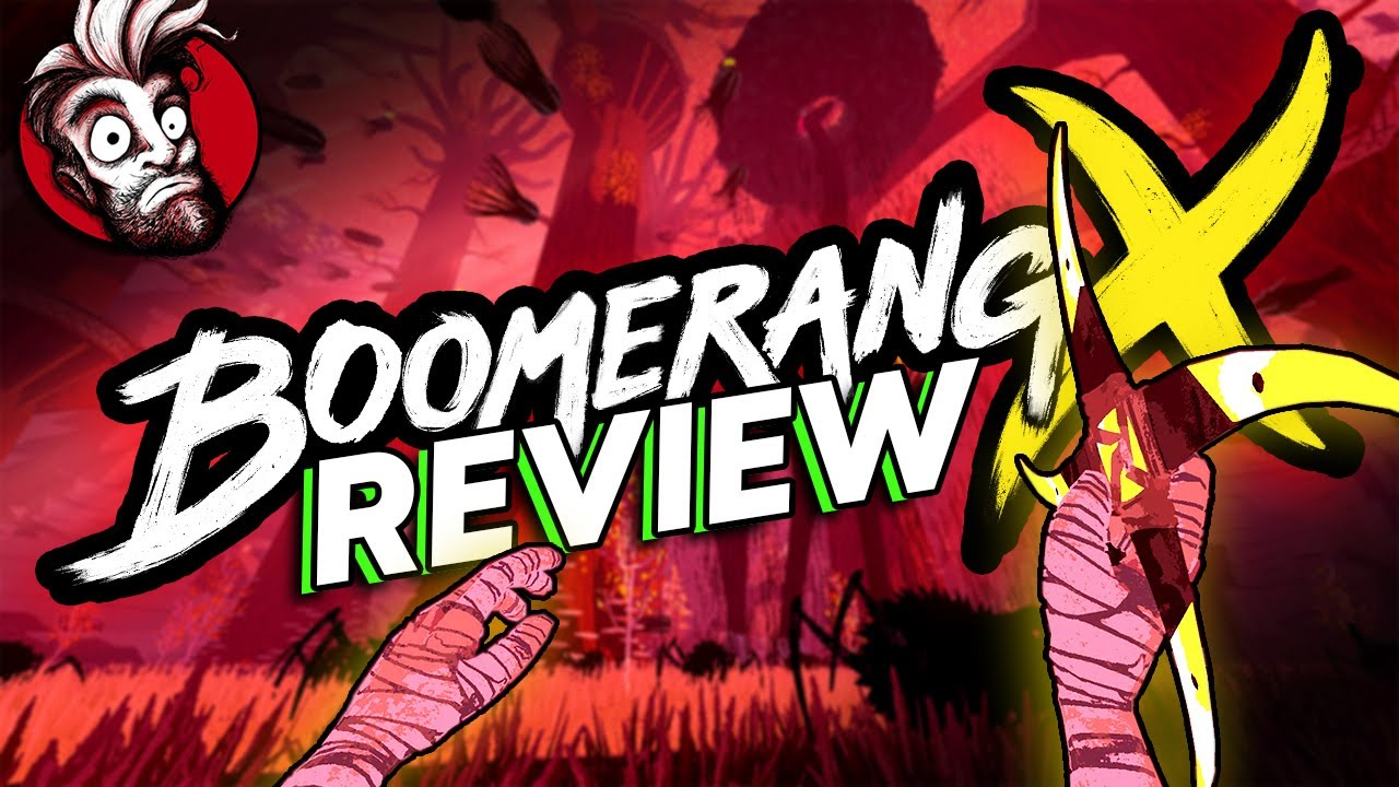 Boomerang X Review - An indie fps with a whole new spin