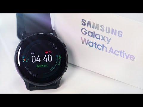 Trên Tay Samsung Galaxy Watch Active: Liệu Có đáng Mua Hơn Apple Watch?