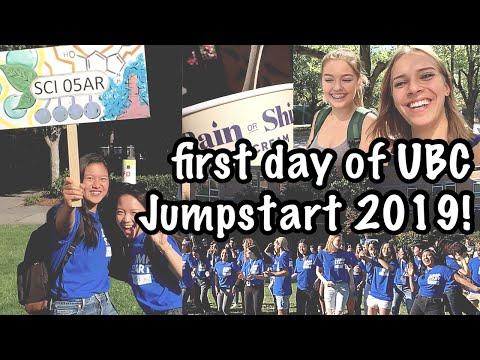 WELCOME TO JUMPSTART | UBC Jumpstart 2019