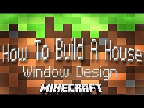 Minecraft Tutorial: How To Build A House Part 5 (Dormer