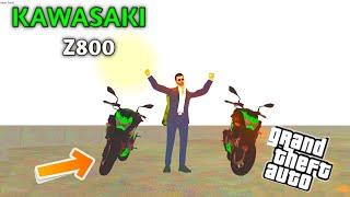 Best*Kawasaki Z800)Gta san Andreas Online samp mala Gta V)