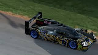 Forza Motorsports 7 IMSA Auto Racing in Atlanta replay Prototype 1