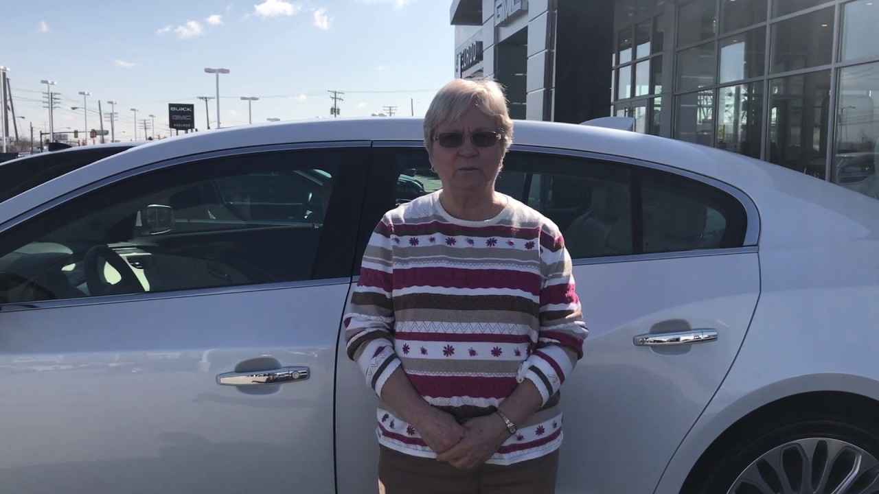 Mary Ann Shares Her Experience At Axelrod Buick Gmc In Parma Ohio