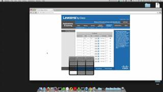 Configure linksys router to access your computer anywhere with microsoft remote desktop (rdp)