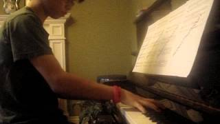 One Direction - What Makes You Beautiful - Piano Cover