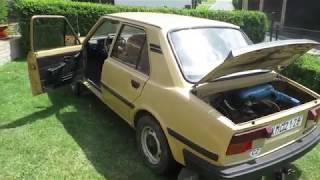 Škoda 120L - Letní start