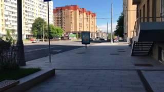 видео Прогулка вокруг станции метро... - Интересная Москва