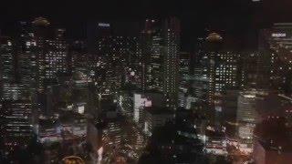 OSAKA UMEDA (JUMP) // 阪急ターミナルビル屋上駐車場~駅前第三ビル展望