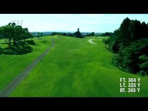 宮崎レイクサイドゴルフ倶楽部7番ホール