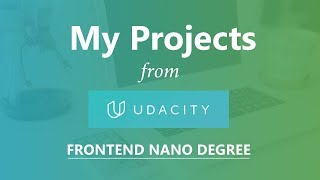 Udacity Nano Degree Review My Projects