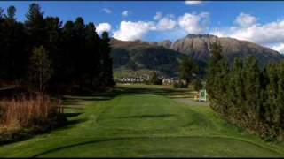 The Most Amazing Golf Courses of the World: Samedan Golf Course, Switzerland