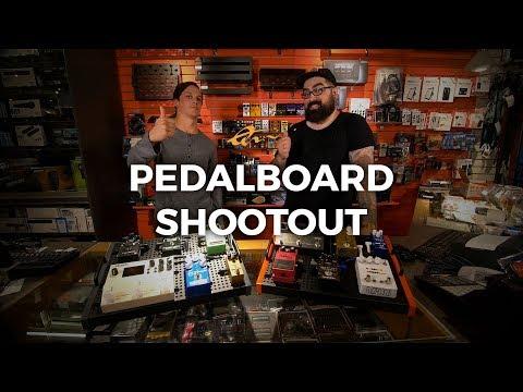 Pedalboard Shootout! | Quest Musique // Quest Music Store