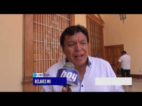 SANTIAGO DE CHUCO RELAVES