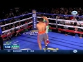 Diego De La Hoya vs Ramiro Robles full fight 07.05.2015 James ExPatel