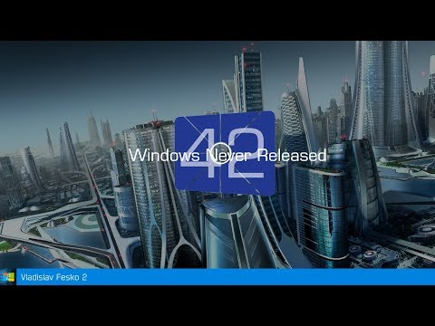 Windows Never Released 42