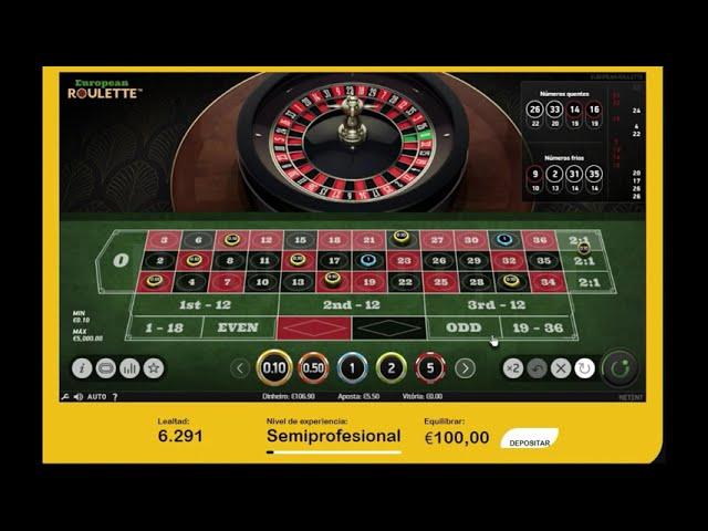 ROLETA COMO JOGAR Aprenda 🎰 | Casino Copa | Estratégia de Roleta