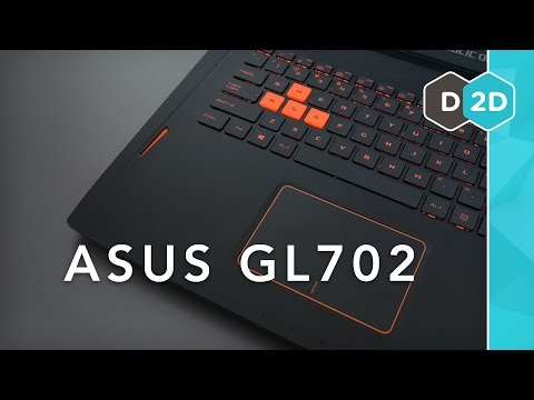 ASUS GL702 Review (GTX 1060) - Is This Gaming Laptop Too Hot?!