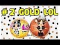 LOL WAVE 2 GOLD BALL WEIGHT HACK Confetti POP Series 3 Opening GOO-GOO QUEEN