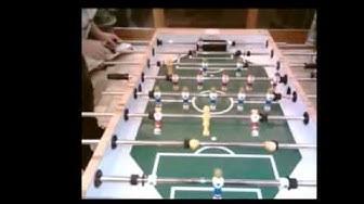 Let´s Play Real life #002 - Tischkicker (das Rückspiel)