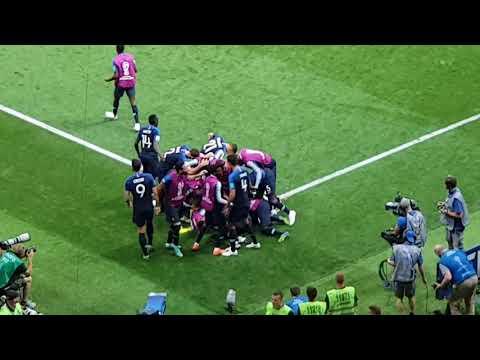 Pogba Goal - 2018 FIFA World Cup Final:...