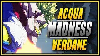 DBFZ ➤ Verdane Broly Against Acqua Tricky Ginyu [ Dragon Ball FighterZ ]
