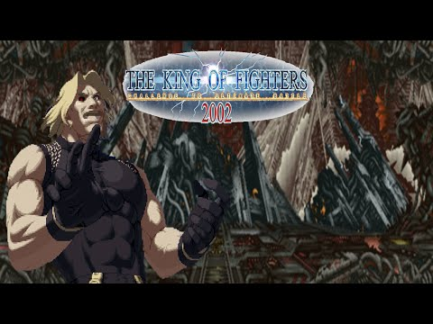 King of Fighters 2002 as play as Omega Rugal