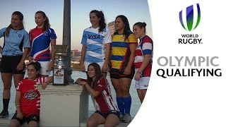 Colombia and Argentina book rugby sevens tickets to Olympics!