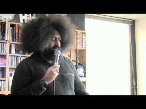 Reggie Watts: NPR Music Tiny Desk Concert - YouTube