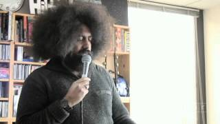 Reggie Watts: NPR Music Tiny Desk Concert