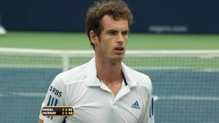 Murray Punishes Nadal In 2010 Toronto Classic Moment